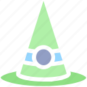 halloween cap, halloween hat, halloween witch cap, halloween witch hat, witch hat icon