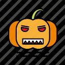 all, eve, halloween, hallows, horror, pumpkin, saints icon