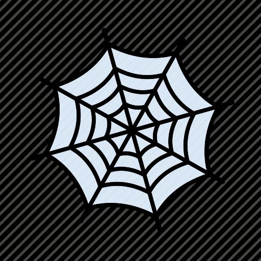 Halloween, spider, trap, web icon - Download on Iconfinder