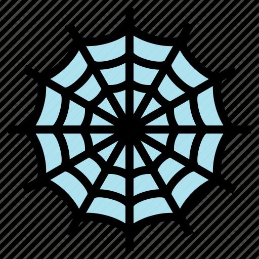 Bug, halloween, internet, network, spider, spiderweb, web icon - Download on Iconfinder