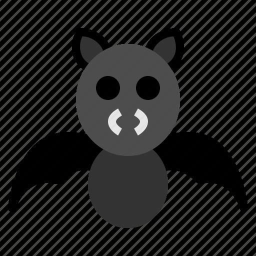 bat, cute, festival, ghost, halloween, horror, spooky icon