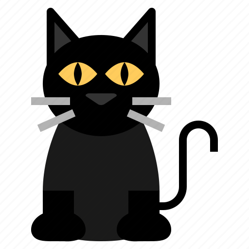 Animal, cat, cute, halloween, nature, pet icon - Download on Iconfinder