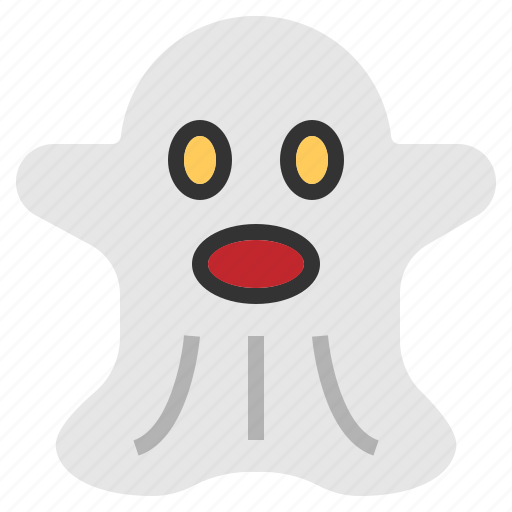 Emoji, evil, ghost, halloween, horror, scary, spooky icon - Download on Iconfinder