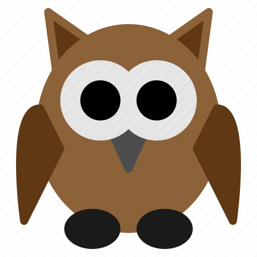 Animal, bird, fearful, halloween, night, owl, scary icon - Download on Iconfinder