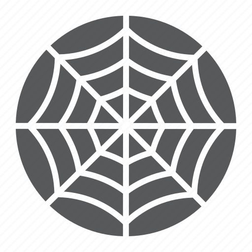 cobweb, decoration, halloween, horror, spider, web icon