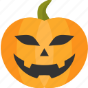 event, halloween, holiday, horror, monster, party, pumpkin icon