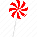cady, event, halloween, holiday, horror, lolipop, party icon
