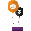 balloon, event, halloween, holiday, horror, mystery, party icon