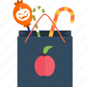 candy, event, gift, halloween, holiday, horror, party icon