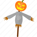 dummy, event, halloween, holiday, horror, monster, party icon