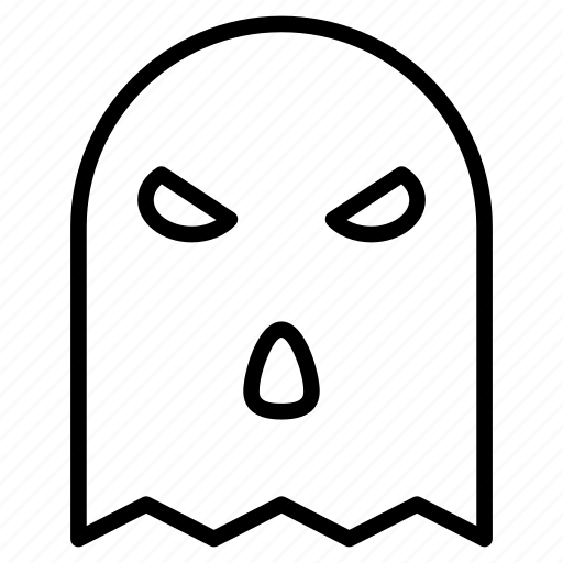 ghost, spooky icon icon