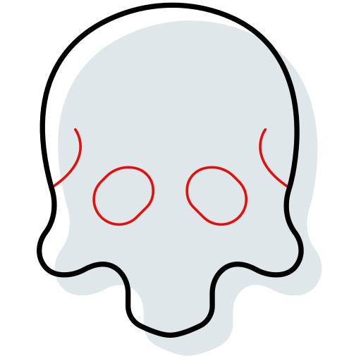 ghost, halloween, spooky icon icon