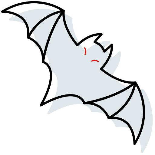 bat, batman, halloween icon icon