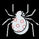 bee, costume, halloween, headband icon, spider icon