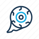 ghost, halloween, monsters icon