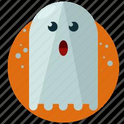 boo, ghost, halloween, nightmare, scary, spirit icon