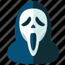 danger, halloween, killer, mask, nightmare, scary, serial