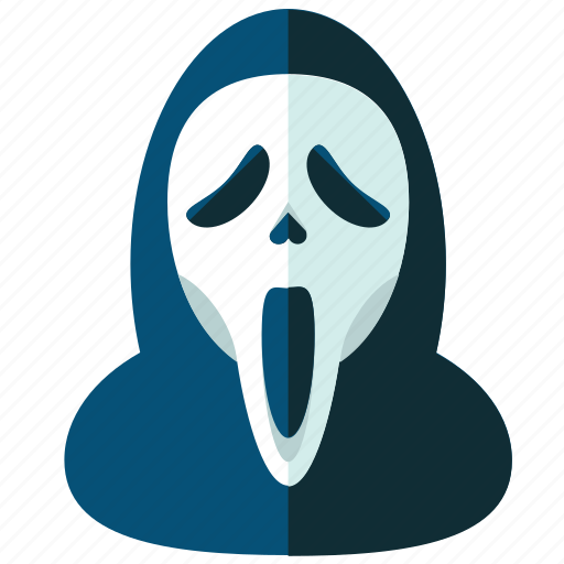 danger, halloween, killer, mask, nightmare, scary, serial icon
