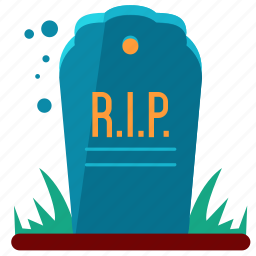 graveyard, halloween, scare, scary, tomb, tombstone icon
