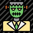 frankenstein, zombie, halloween, evil, ghost