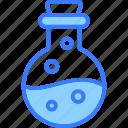 potion, flask, poison, bottle, cauldron, medicine, halloween