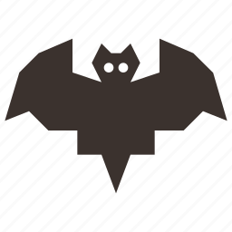 bat, halloween, scary, spooky icon