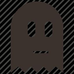 casper, ghost, halloween, haunt, pacman, spirit icon