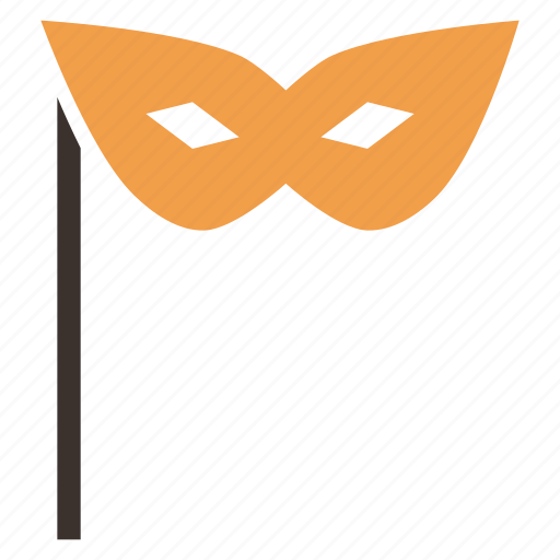 art, drama, halloween, mask, party, theater icon