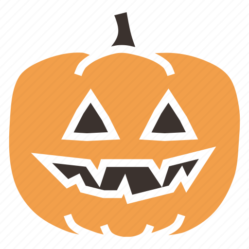 Evil, halloween, pumpkin, scary, candle, jack-o-lantern, spooky icon - Download on Iconfinder