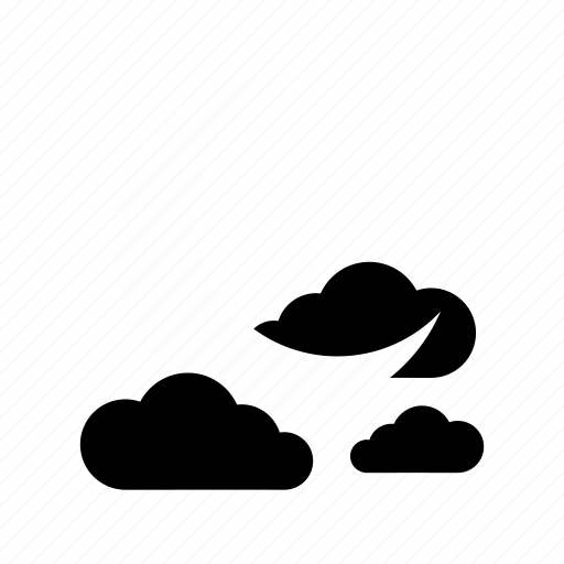 cloud, dark, halloween, moon, moonlight, new moon, night icon