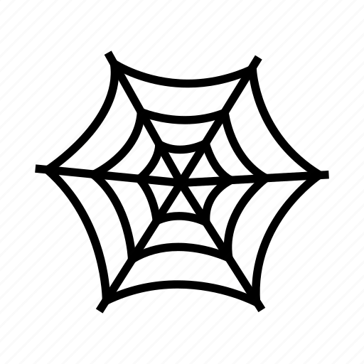 animal, halloween, insect, spider, spider web, trap, web icon