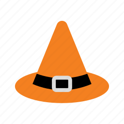costume, halloween, hat, magic, mystery, wicked, witch hat icon