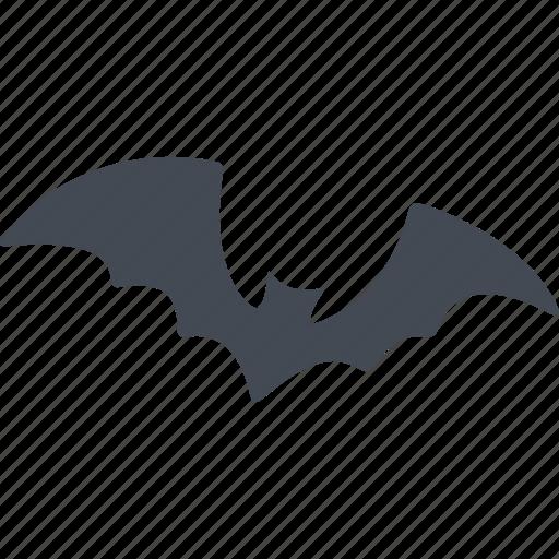 bat, halloween, horror, spooky icon