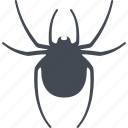 evil, halloween, horror, scary, spider icon