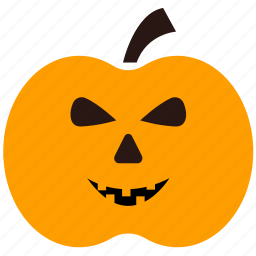 evil, halloween, pumpkin, scary icon