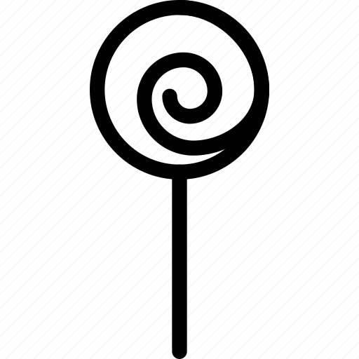 Candy, lollipop, sugar icon - Download on Iconfinder