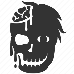 corpse, dead man, death, halloween, horror, scary, zombie icon
