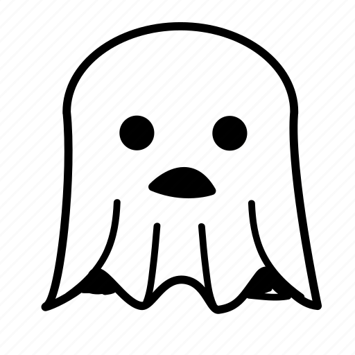 avatar, ghost, halloween, scare icon