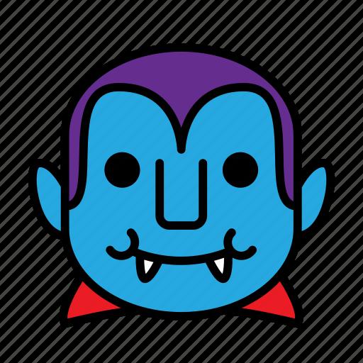avatar, dracula, halloween, vampire icon