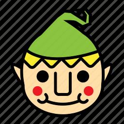 avatar, goblin, halloween, man icon