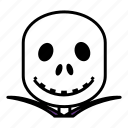 avatar, christmash, halloween, nightmare icon