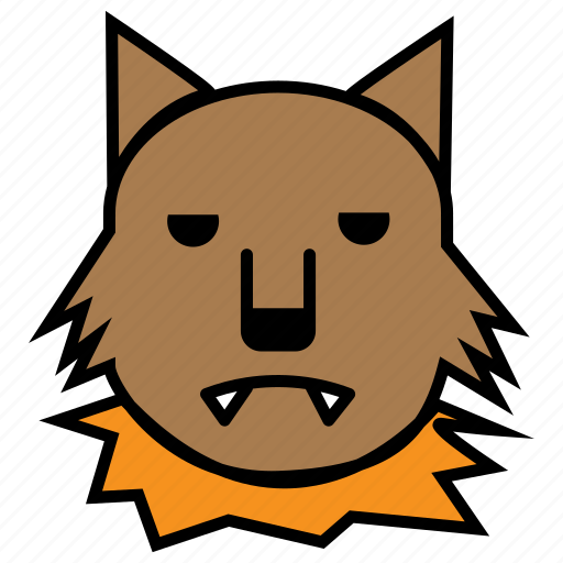 avatar, halloween, wolf, wolfman icon