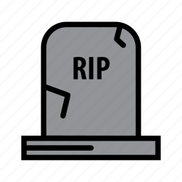 avatar, dead, grave, halloween icon