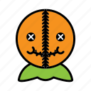 avatar, crow, halloween, scare icon