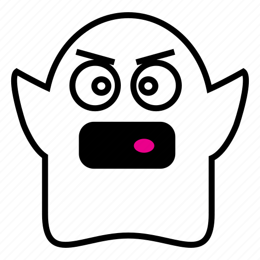 avatar, ghost, halloween, scream icon
