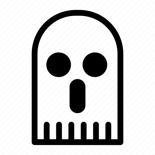 avatar, ghost, halloween, scare icon