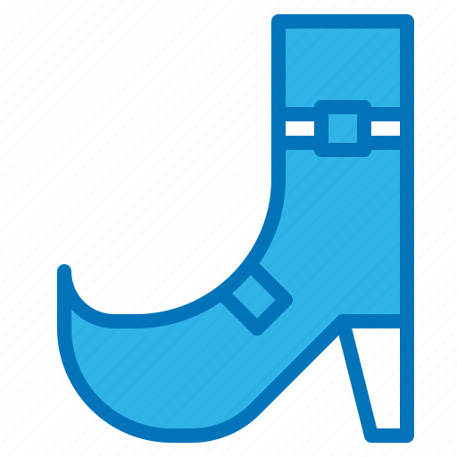 boots, halloween, magic, shoes, wizard icon