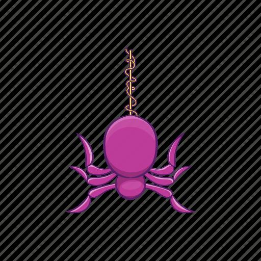 Arachnid, art, cartoon, danger, design, halloween, spider icon - Download on Iconfinder