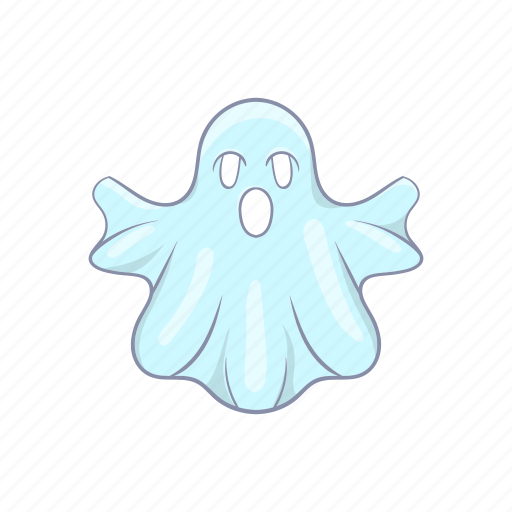 Cartoon, costume, design, fun, ghost, halloween, spooky icon - Download on Iconfinder