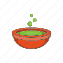brick, cartoon, cauldron, green, halloween, potion, witch icon